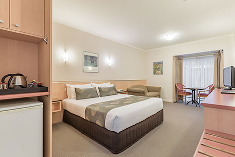 King Room Glen Waverley Hotel